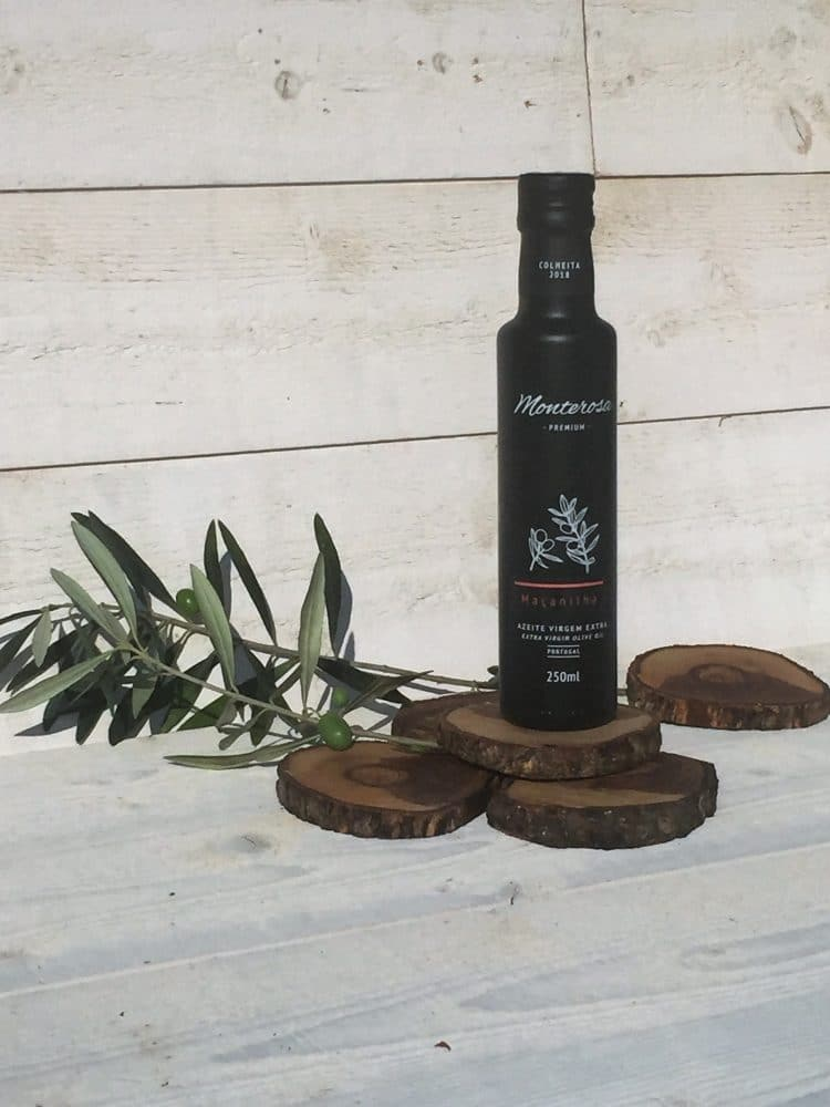 huile d'olive Portugaise médaille d'or