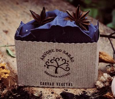 Savon Charbon végétal