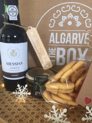 Coffret de Noël portugais