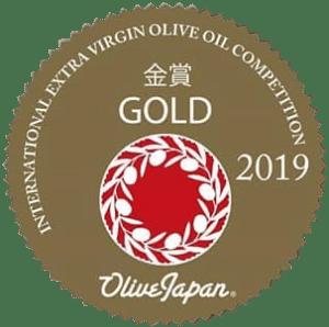 Médaille d'or 2019 Concours au Japon