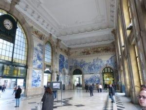 Gare São Bento à Porto