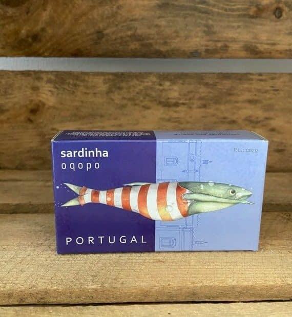 sardines portugaise