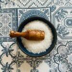 Cuillère à fleur de sel