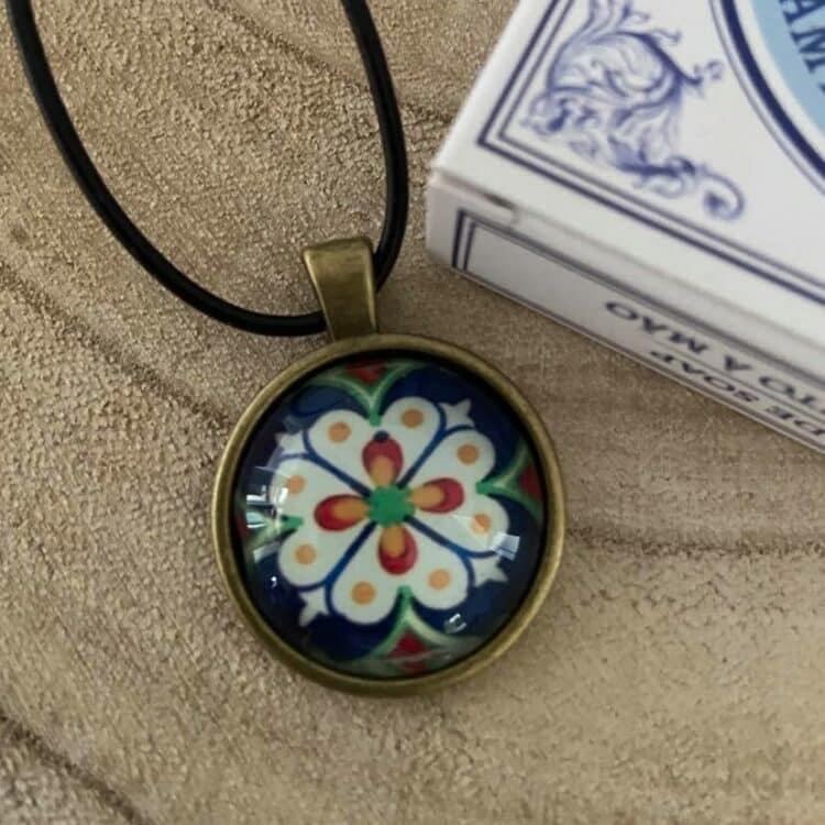 collier portugais