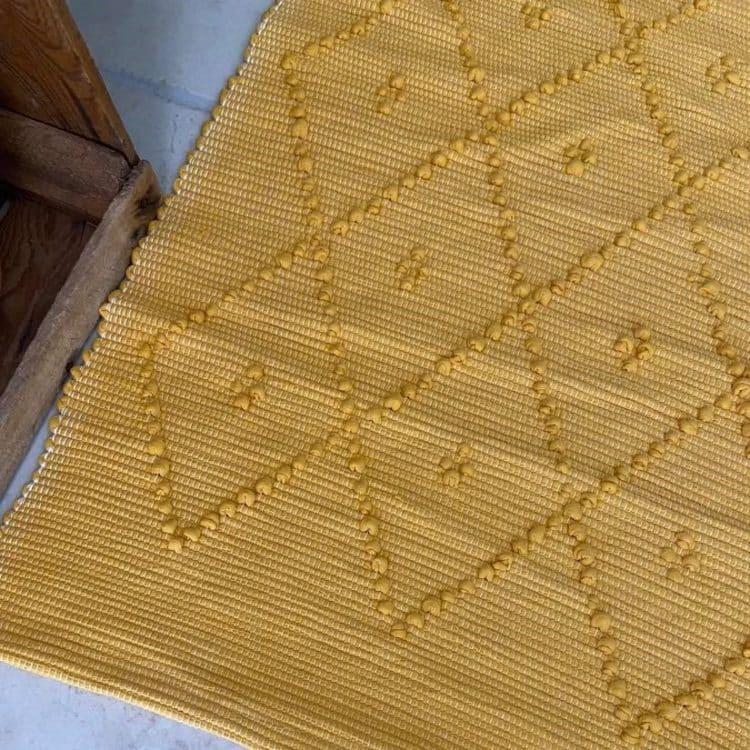 Tapis artisanal portugais